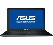 "Laptop ASUS F550JX-DM247D 15.6"" Full HD, Intel® Core™ i7-4720HQ pana la 3.6GHz, 8GB, 1TB, nVidia GeForce GTX 950M 4GB DDR3, Free Dos"