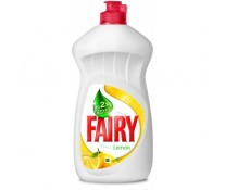 Detergent lichid pt. vase, 500ml, div. arome, Fairy/Pur