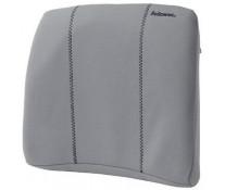 Suport ergonomic pentru spate, gri, FELLOWES Slimline