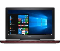 Laptop DELL Gaming Inspiron 7566(seria 7000), 15.6'' FHD, Intel Core i5-6300HQ, 8GB DDR4, 256GB SSD, GeForce GTX 960M 4GB, Win 10 Home, Black