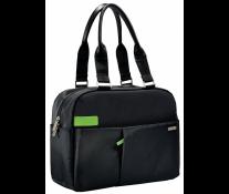Geanta pentru laptop 13.3'', negru, LEITZ Smart Traveller Shopper