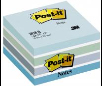 Notes autoadeziv cub, 76 x 76mm, 450 file/set, POST-IT 2028-B