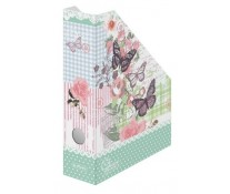 Suport vertical, A4, HERLITZ Ladylike  Butterfly
