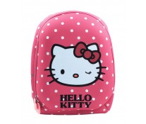 Ghiozdan, clasele 1-4, 2 fermuare, PIGNA Hello Kitty