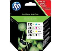 Set cartuse HP 932XL/933XL B/C/M/Y C2P42AE