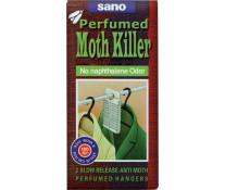 Insecticid antimolii, 2 bucset, SANO Moth Killing Hanger