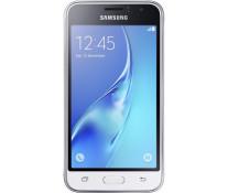 Smartphone Samsung J120F Galaxy J1 (2016), Quad Core, 8GB, 1GB RAM, Single SIM, 4G, White