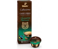 Capsule cafea, 10 capsule/cutie, Caffe Crema, TCHIBO Cafissomo Grand Classe Sumatra Ketiara