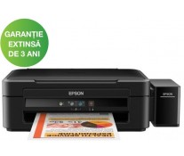 Multifunctional inkjet color EPSON L220 CISS, A4, USB