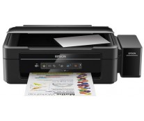Multifunctional inkjet color EPSON L386, A4, Wi-Fi, USB