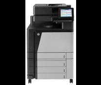 Multifunctional laser color HP Color LaserJet Enterprise flow M880z, A4, USB, Retea, Fax