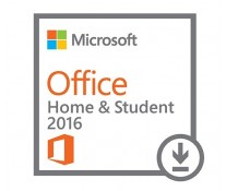 MICROSOFT OFFICE Home and Student 2016, licenta electronica - ESD, All languages, FPP