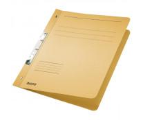 Dosar din carton, incopciat 1/1, 250 g/mp, bej, LEITZ