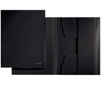 Mapa din carton, A4, negru, LEITZ
