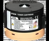 Toner, black, EPSON C13S050709