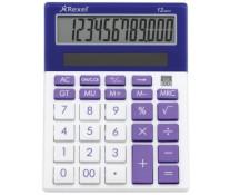 Calculator de birou, 12 digiti, mov, REXEL JOY