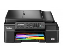 Multifunctional inkjet color BROTHER MFC-J200, Wi-Fi, fax, ADF