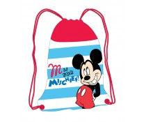 Sac sport, rosu, MICKEY MOUSE