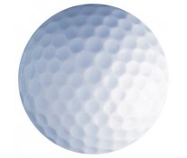 Mouse pad, FELLOWES Golf Ball
