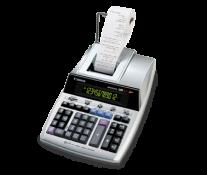 Calculator de birou cu banda, 12 digiti, CANON MP1211-LTSC