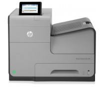 Imprimanta inkjet color HP Officejet Enterprise Color X555dn, A4, retea, duplex