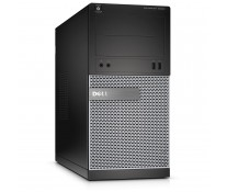 Desktop PC DELL OptiPlex 3020 MT, Procesor Intel® Core™ i3-4160 3.6GHz Haswell, 4GB DDR3, 500GB HDD, GMA HD 4400, Linux