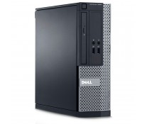 Desktop PC, DELL OptiPlex 3020 SFF, Procesor Intel® Core™ i3-4160 3.6GHz Haswell, 4GB DDR3, 500GB HDD, GMA HD 4400, Linux