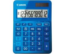 Calculator de birou, 12 digiti, albastru, CANON LS-123K