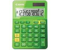 Calculator de birou, 12 digiti, verde, CANON LS-123K