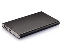PowerBank slim XINDAO, negru, 4000mAh