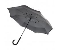 Umbrela reversibila antivant