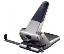 Perforator max. 65 coli, argintiu, LEITZ 5180