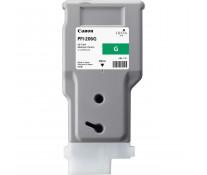 Cartus, green, CANON PFI-206G
