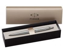 Pix, PARKER Jotter Premium Classic Stainless Steel Chiselled CT