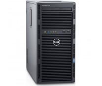 Server DELL PowerEdge T130, Procesor Intel® Xeon® E3-1230 v5 (8M Cache, 3.40 GHz), 8GB UDIMM DDR4 2133MHz, 1x 1TB SATA 7.2k, LFF 3.5 inch