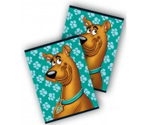 Caiet A5, 24 file, tip 1, SCOOBY DOO