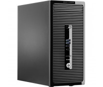 Desktop PC HP ProDesk 400 G2 MT, Procesor Intel® Core™ i3-4160 3.6GHz Haswell, 4GB DDR3, 500GB HDD, GMA HD 4400, FreeDos