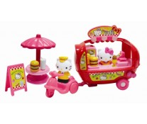 Cafenea pe roti, HELLO KITTY Activity