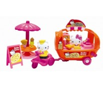 Pizzerie pe roti, HELLO KITTY Activity