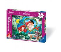Puzzle Visul lui Ariel, 200 piese, RAVENSBURGER Puzzle Copii
