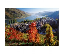 Puzzle raul Rin, 1000 piese, RAVENSBURGER Puzzle Adulti
