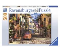 Puzzle Sudul Frantei, 500 piese, RAVENSBURGER Puzzle Adulti