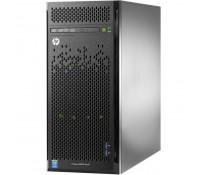 Server HP ProLiant ML110 Gen9 Tower 4.5U, Procesor Intel® Xeon® E5-2603 v3 1.6GHz Haswell, 4GB RDIMM DDR4, no HDD, Smart Array B140i, LFF 3.5 inch, PSU 350W