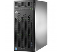 Server HP ProLiant ML110 Gen9 Tower 4.5U, Procesor Intel® Xeon® E5-2620 v4 2.1GHz Broadwell, 8GB RDIMM DDR4, no HDD, Smart Array B140i, LFF 3.5 inch, PSU 350W