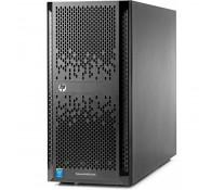 Server HP ProLiant ML150 Gen9 Tower 5U, Procesor Intel® Xeon® E5-2603 v4 1.7GHz Broadwell, 8GB RDIMM DDR4, no HDD, Smart Array B140i, LFF 3.5 inch, PSU 550W