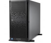 Server HP ProLiant ML350 Gen9 Tower 5U, 2x Procesor Intel® Xeon® E5-2650 v4 2.2GHz Broadwell, 2x 16GB RDIMM DDR4, fara HDD, Smart Array P440ar/2G, SFF 2.5 inch, 2x 800W
