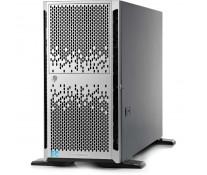 Server HP ProLiant ML350 Gen9 Tower 5U, 2x Procesor Intel® Xeon® E5-2630 v4 2.2GHz Broadwell, 32GB RDIMM DDR4, fara HDD, SFF 2.5 inch, Smart Array P440ar/2G, 2x 800W