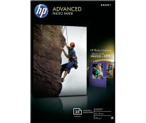 Hartie foto HP Advanced Inkjet, 10 x 15cm, 250 g/mp, 25 coli/top, lucios