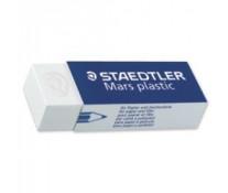 Radiera pentru creion, 65 x 23 x 13mm, STAEDTLER Mars plastic