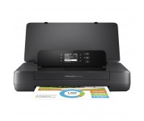 Imprimanta inkjet color HP OfficeJet 202, A4, USB, Wi-Fi